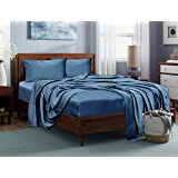 """Linenwalas 100% Natural Softest Fitted Bedsheet - Derived from Eucalyptus Plant