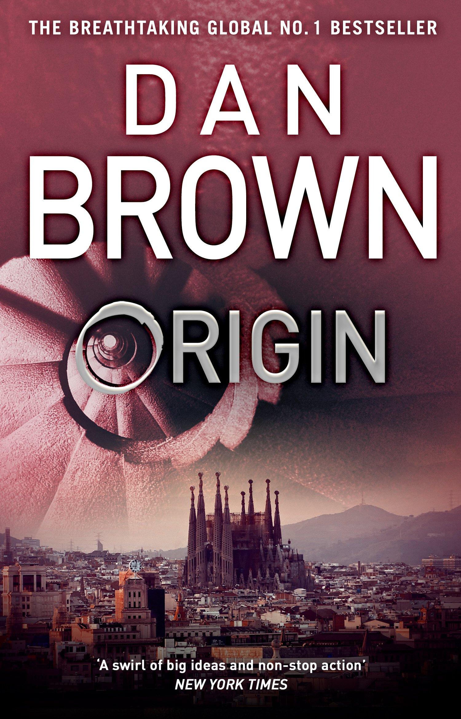 Origin: (Robert Langdon Book 5): 05: Amazon.es: Brown Dan ...
