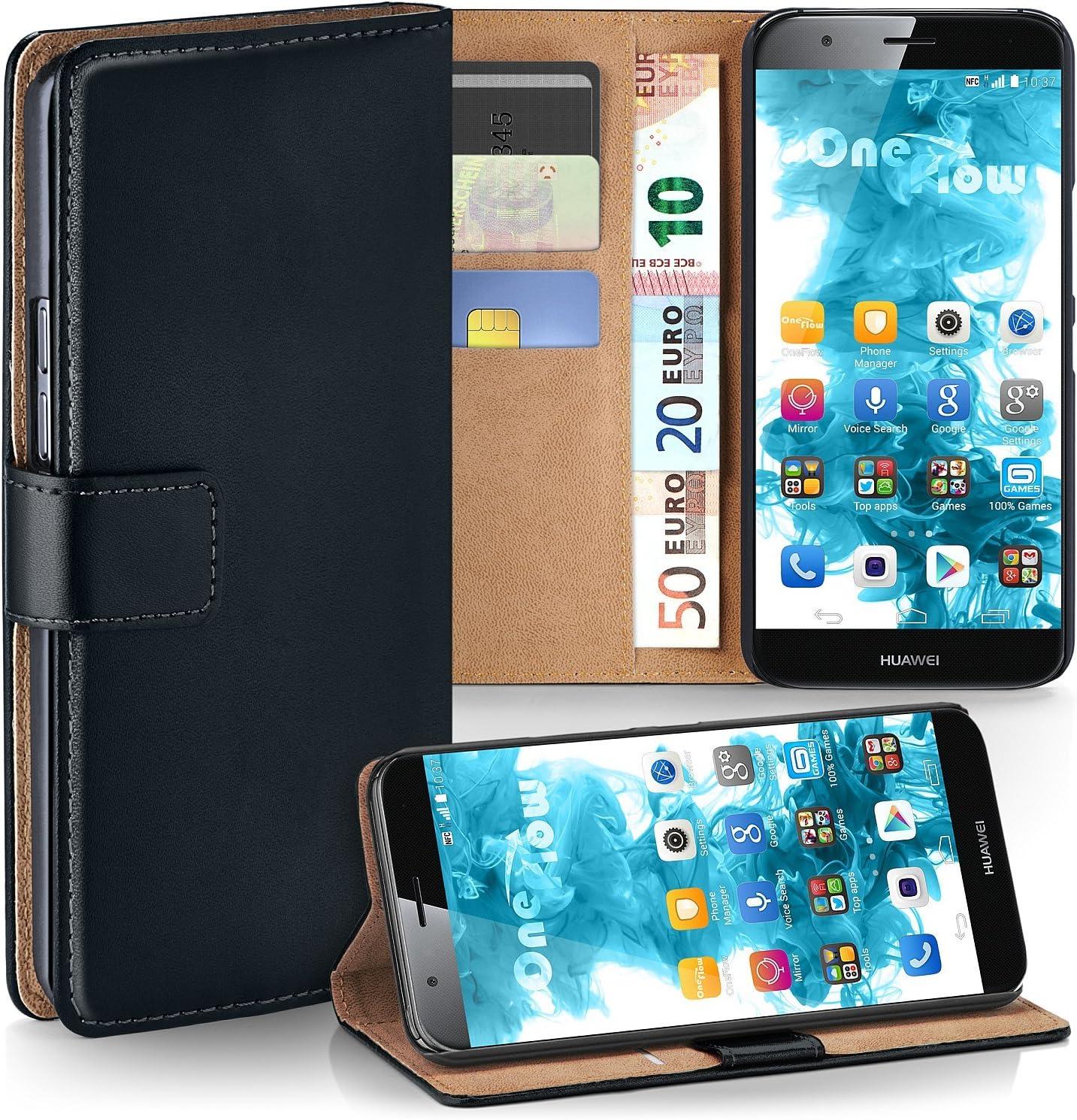 OneFlow Bolso Funda Huawei G8 / GX8 Cubierta con Tarjetero ...
