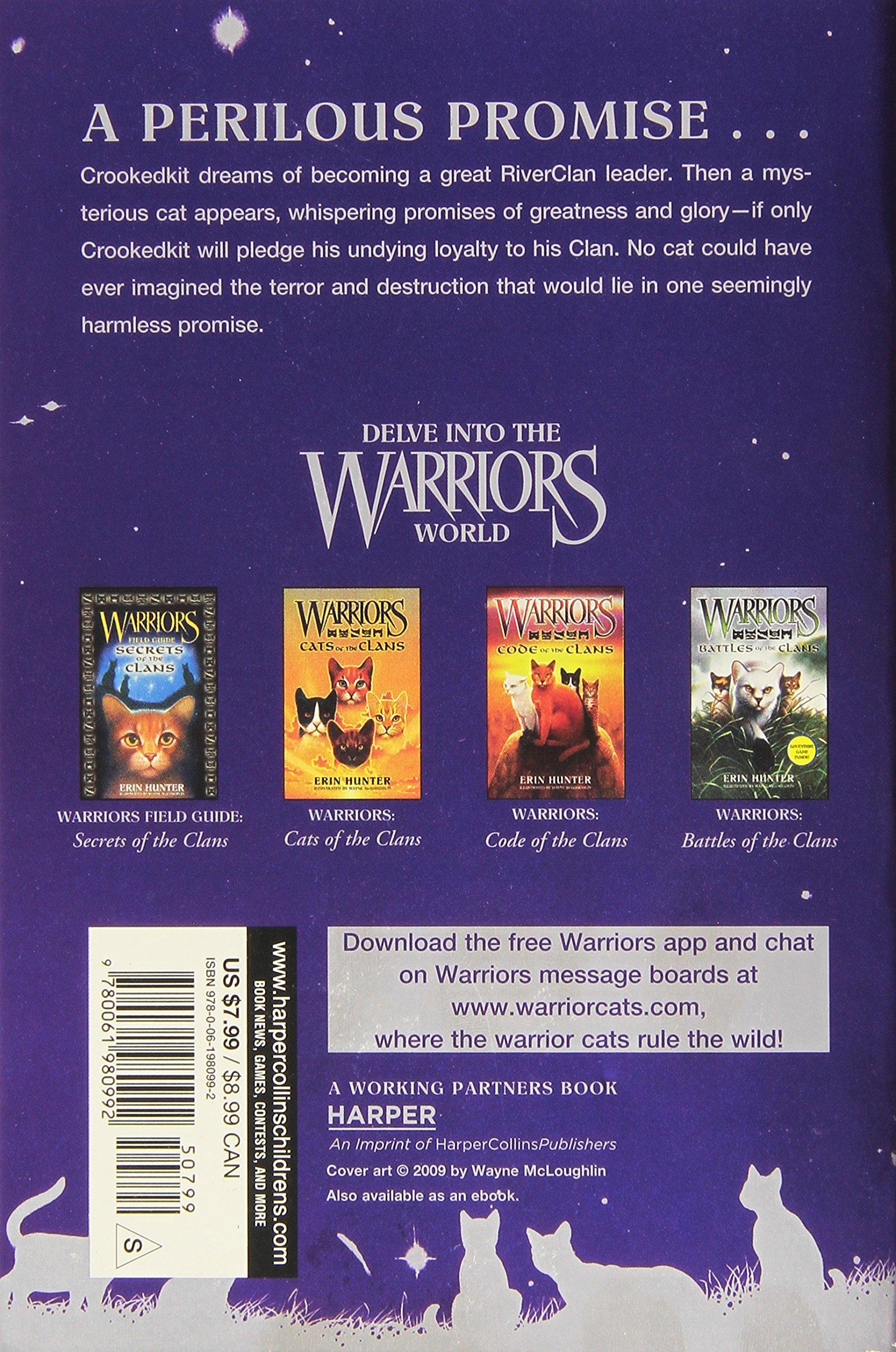 Crookedstar's Promise (warriors Super Edition): Erin Hunter: 9780061980992:  Amazon: Books