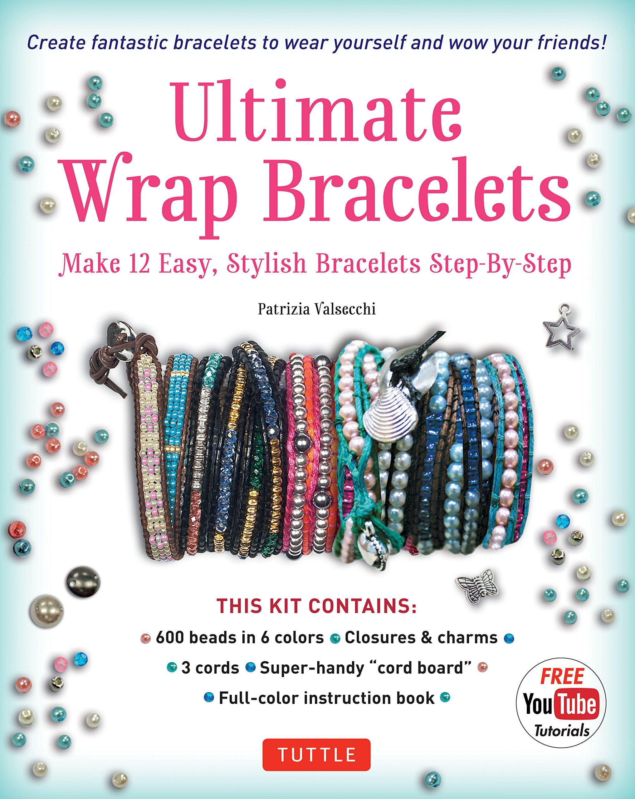 Wrap It Around Bracelet Kit