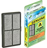 GermGuardian FLT4010 GENUINE High Performance Allergen Filter Replacement Filter A for AC4010 and AC4020 Germ Guardian Table Top Air Purifiers