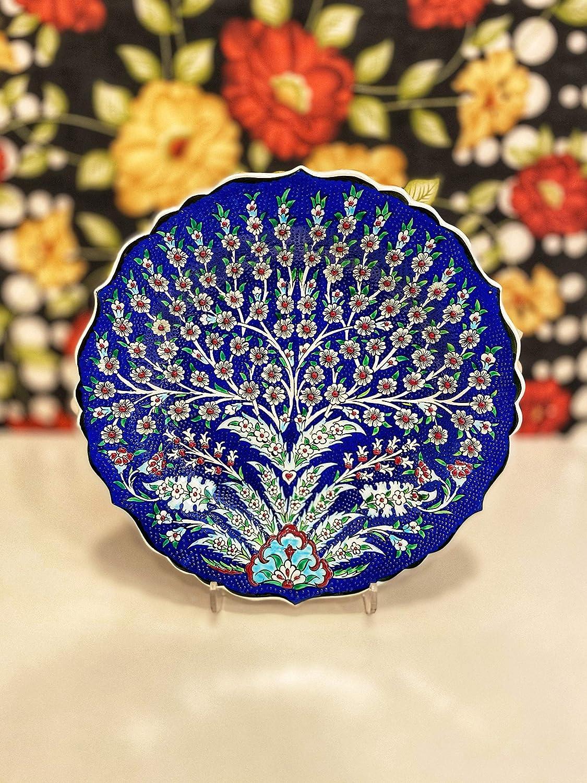 Decorative Hand Made Turkish Plate