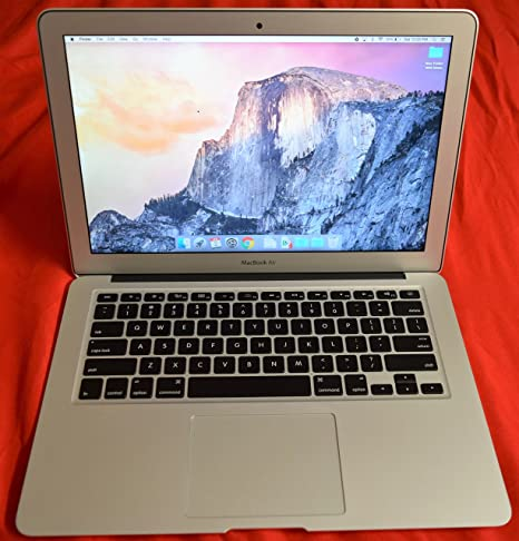 "Mac Book Air 13"" 1.7 G Hz I7 8 Gb 250 Gb Ssd Flash Intel Hd Graphics 5000 1024 Mb by Apple"