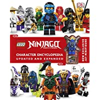 LEGO® Ninjago Character Encyclopedia Updated and Expanded: With Minifigure