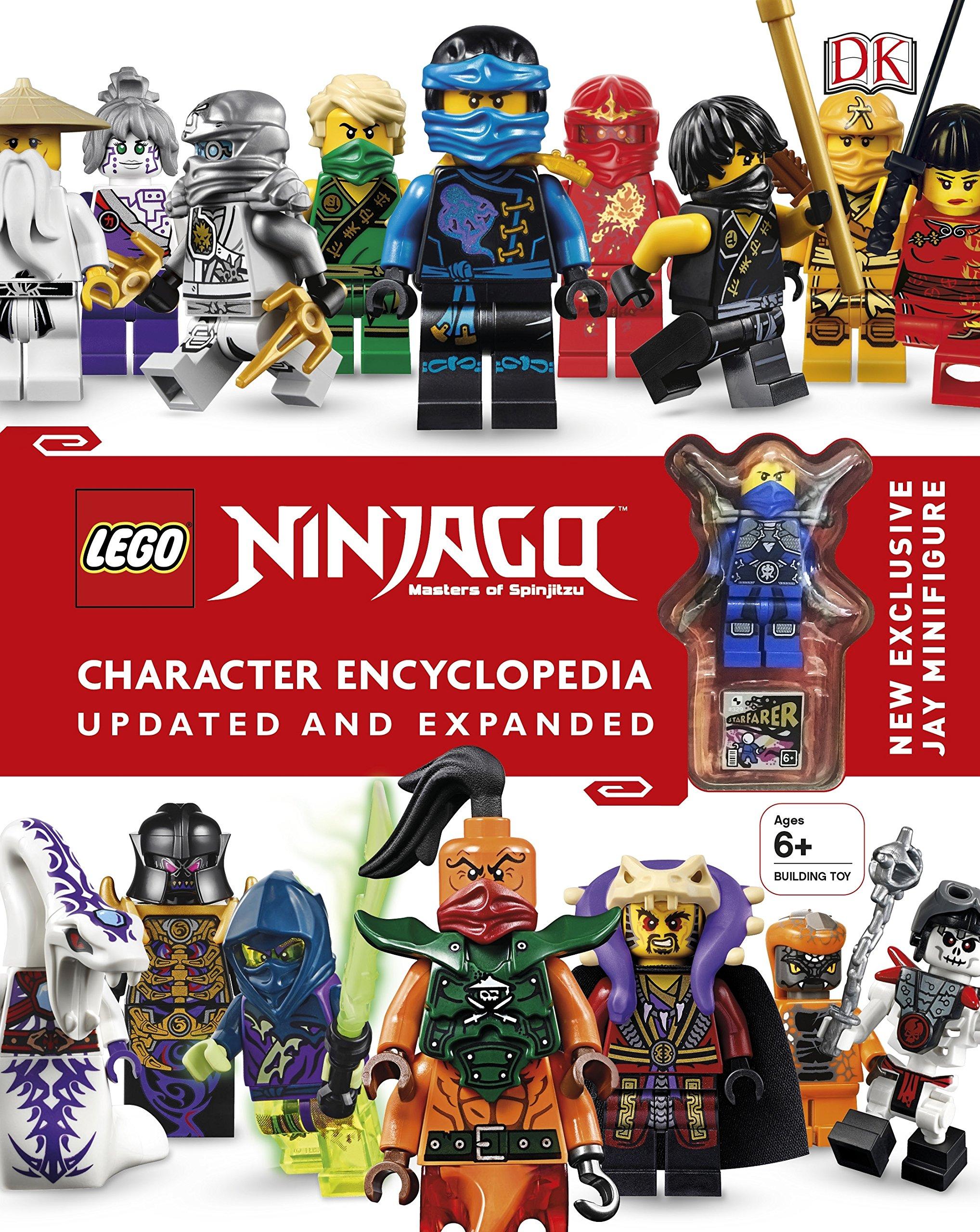 Download LEGO Ninjago Character Encyclopedia Updated Edition ePub fb2 ebook