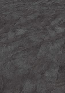 VisioGrande Laminat Autentico Fliese Tonschiefer grau 8 mm