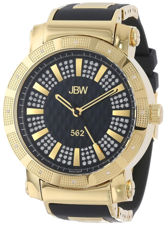 JBW 562 HERREN-ARMBANDUHR DIAMANT 50MM SCHWEIZER QUARZ JB-6225-J