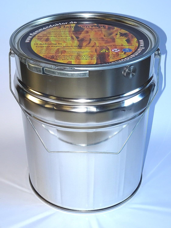 Flammentopf 10 Liter FlammenDoktor