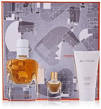 1dc5fc215 Hermes Jour D'hermes Fragrance Set, 3 Count: Amazon.ca: Beauty