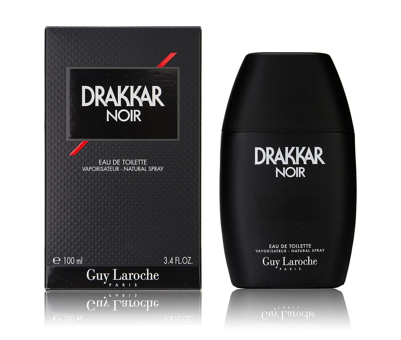 Eau de Toilette Drakkar Noir con vaporizador de 100 ml. Para hombre.: Amazon.es: Belleza