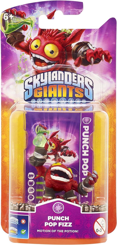 Skylanders Giants - Giant Character Pack - Punch Pop Fizz (PS3/Xbox 360/Nintendo Wii/Wii U/3DS) [Importación Inglesa]: Amazon.es: Videojuegos