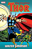 Thor Visionaries: Walter Simonson Vol. 4 (Thor (1966-1996))