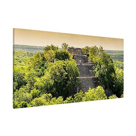 Bilderwelten magnético Junta - Pirámide de Calakmul ...