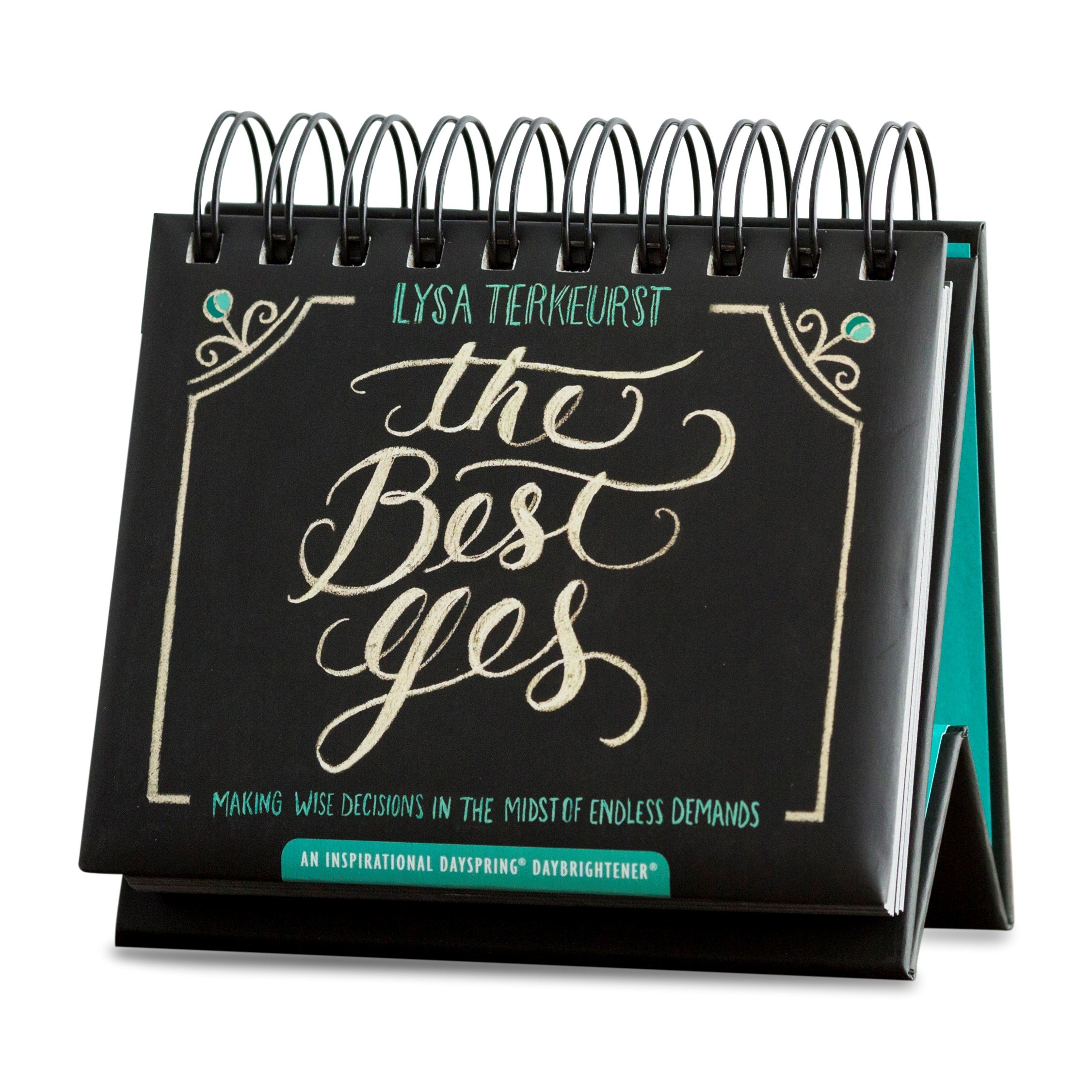 Flip Calendar - The Best Yes