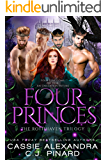 Four Princes: A Reverse Harem Fantasy (The Rothhaven Trilogy Book 1)