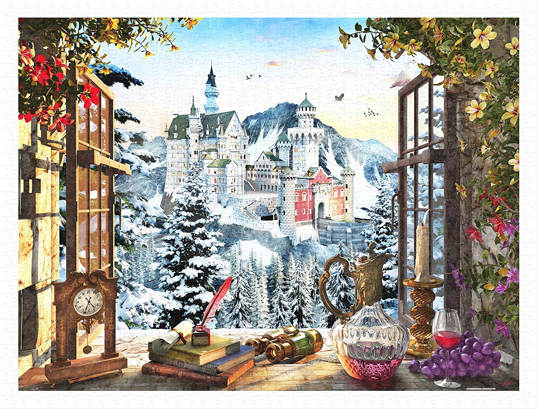 Till Death Do Us Part Pintoo Maiya H2389 2000 Piece Plastic Puzzle