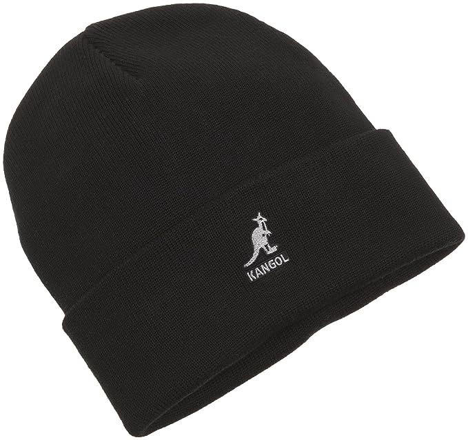 6a24652771d Kangol Acrylic Cuff Pull-On Beanie Hat