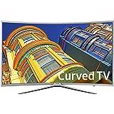 Samsung UN55K6250 Curved 55-Inch 1080p Smart LED TV (2016 Model)