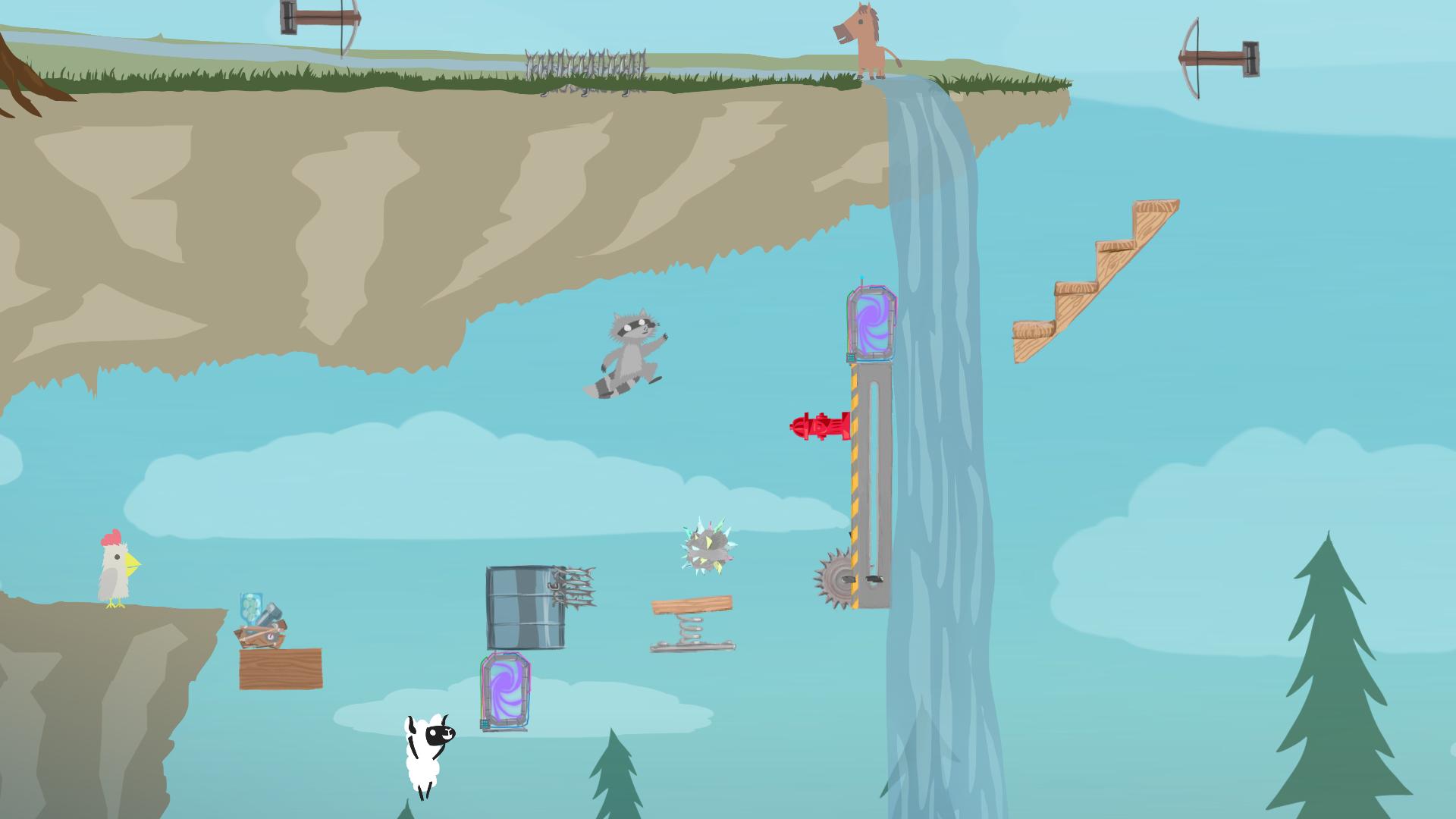 Ultimate Chicken Horse [Online Game Code]