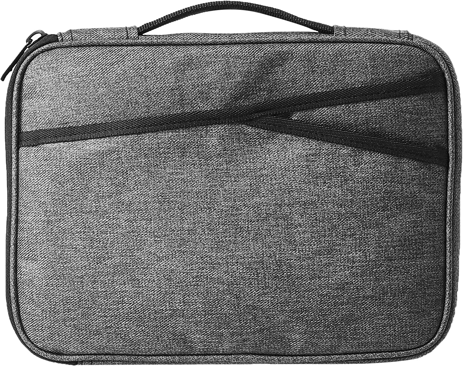 AmazonBasics Tablet Sleeve Case Bag - 10-Inch, Grey