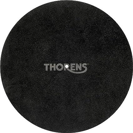 Thorens Leather Support Mat Black: Amazon.co.uk: Electronics