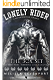 Lonely Rider - The Box Set: A Motorcycle Club Romance - The Complete Series