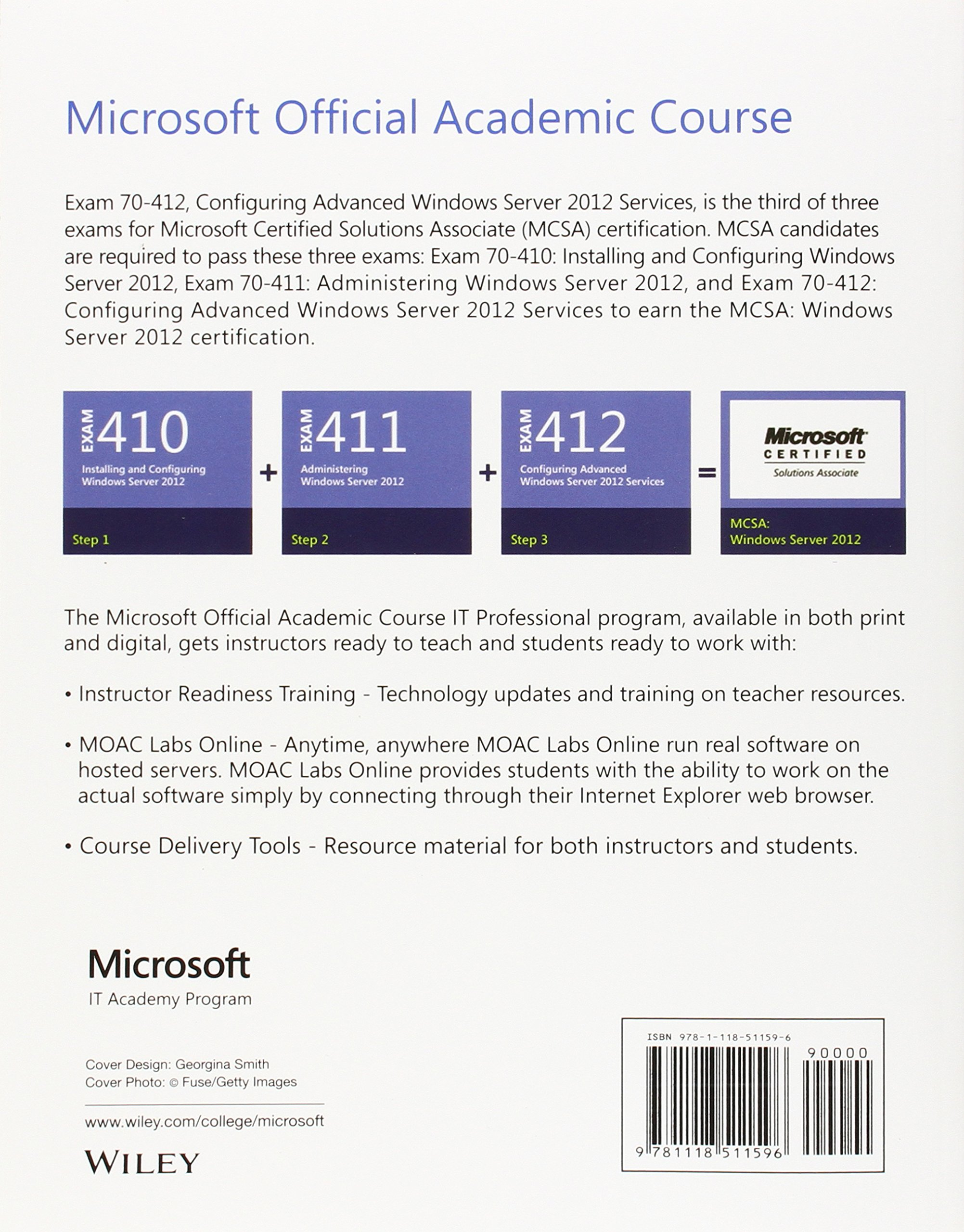 Buy exam 70 412 configuring advanced windows server 2012 services buy exam 70 412 configuring advanced windows server 2012 services microsoft official academic course series book online at low prices in india exam 1betcityfo Images