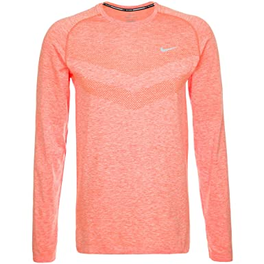 Nike Performance Dri Fit Knit Laufshirt: : Bekleidung