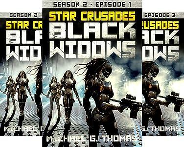 Star Crusades: Black Widows - Season 2