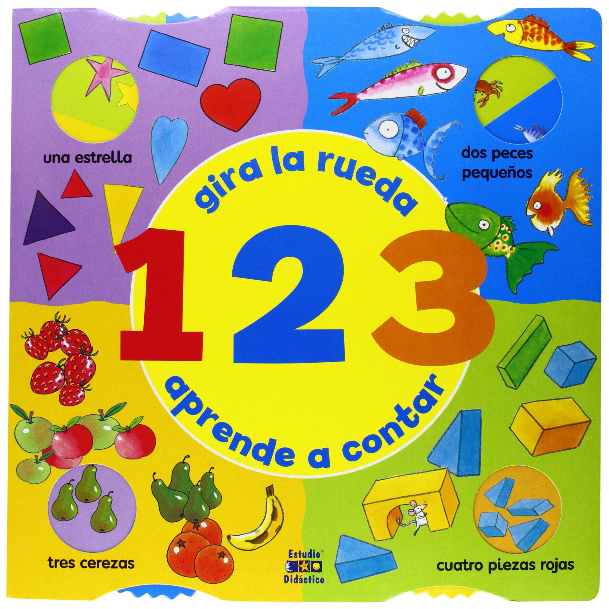 Busca y aprende (Spanish) Hardcover