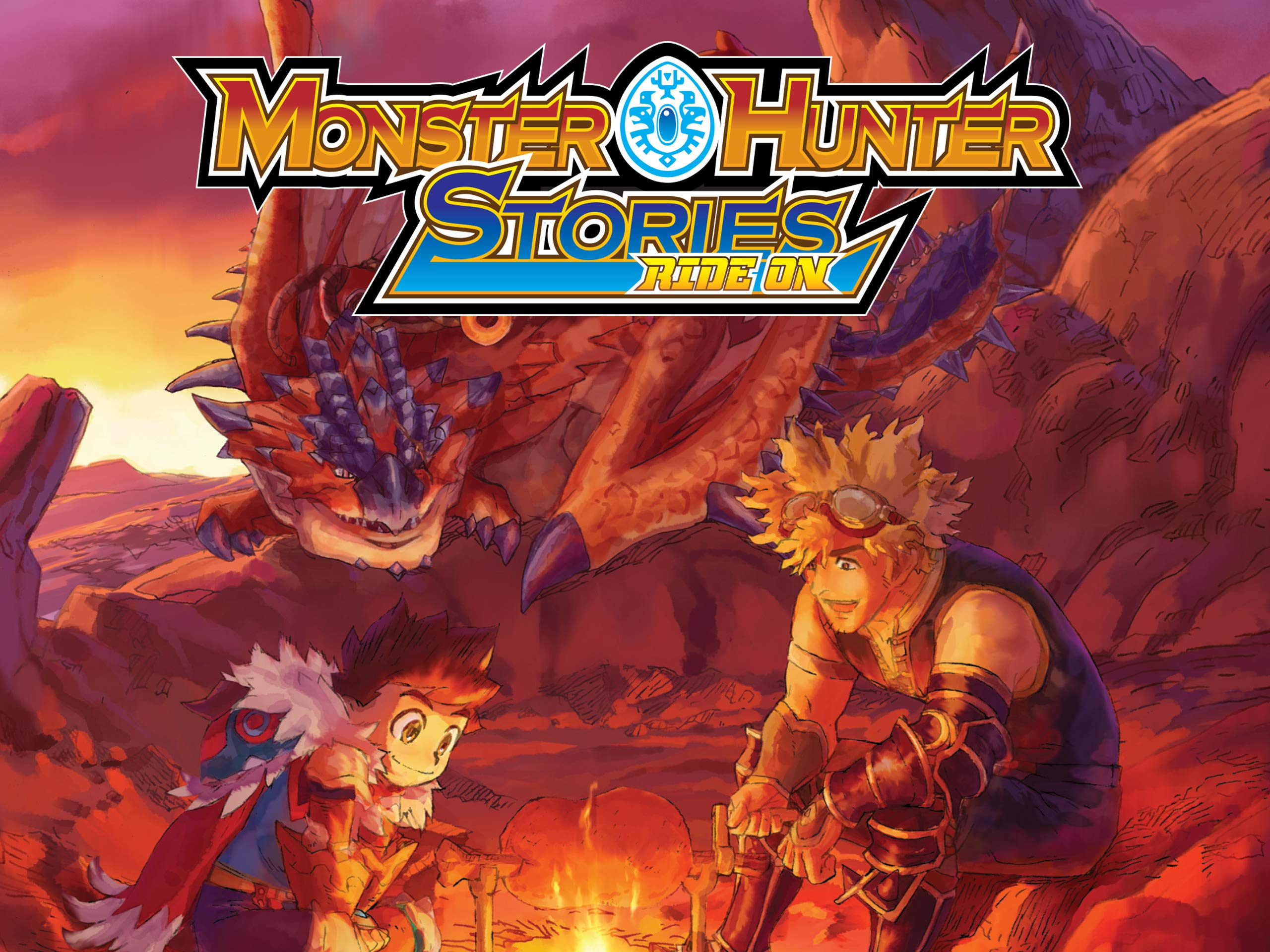 Watch Monster Hunter Stories Ride On Prime Video