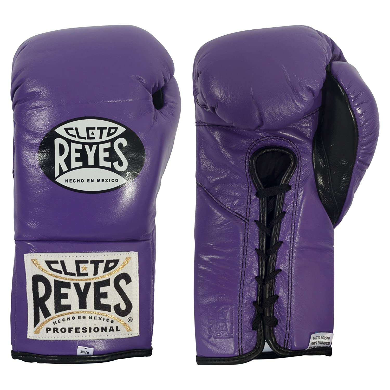 (240ml, Purple) - Cleto Reyes Official Fight Boxing Gloves B01BKZDYQK