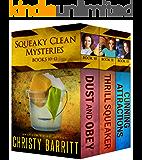 Squeaky Clean Book Bundle: Books 10-12