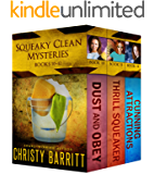 Squeaky Clean Book Bundle: Books 10-12