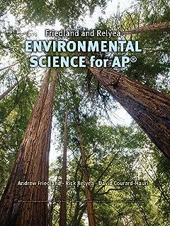 Amazon essentials of environmental science loose leaf friedlandrelyea environmental science for ap fandeluxe Images