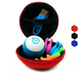 Hexnub Protective Carry Case for Sphero Mini Ball Stem Coding Robot and Accessories Hard Shell Shock Resistant Organizer…