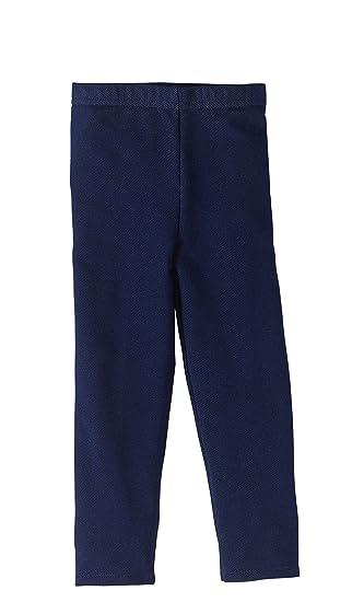 dfaf6a06091b2 Amazon.com: Garanimals Toddler Girls Solid Knit Leggings (Knit Denim ...