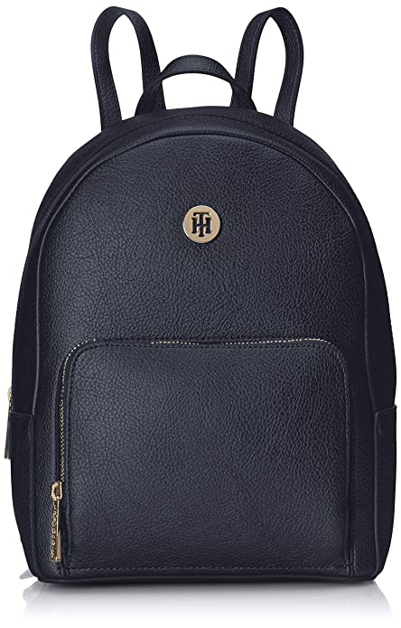 Tommy Hilfiger - Th Core Mini Backpack, Mochilas Mujer, Azul (Tommy Navy)