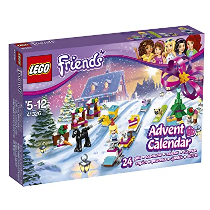 LEGO 41326 Friends Advent Calendar 2017 Construction Toy