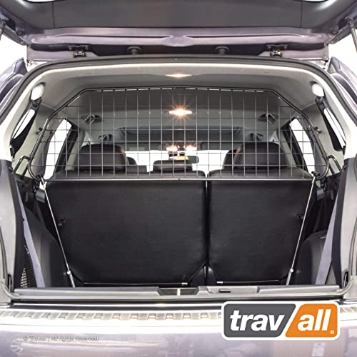 Travall Guard Compatible with Mitsubishi Outlander 2006-2012 TDG1118 – Rattle-Free Steel Vehicle Specific Pet Barrier