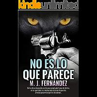 No es lo que parece: Un caso del inspector Salazar. Novela negra española (Serie del inspector Salazar nº 1)