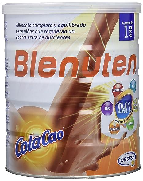 Blenuten Cola Cao Alimento Completo y Equilibrado - 800 gr