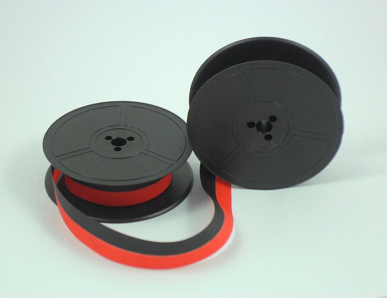 Olympia máquina de bobina cinta Gr1 - rojo & negro: Amazon.es: Industria, empresas y ciencia