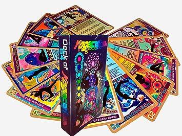 64 Tarjetas Deck Chakras y desarrollo Personal - Meditación ...