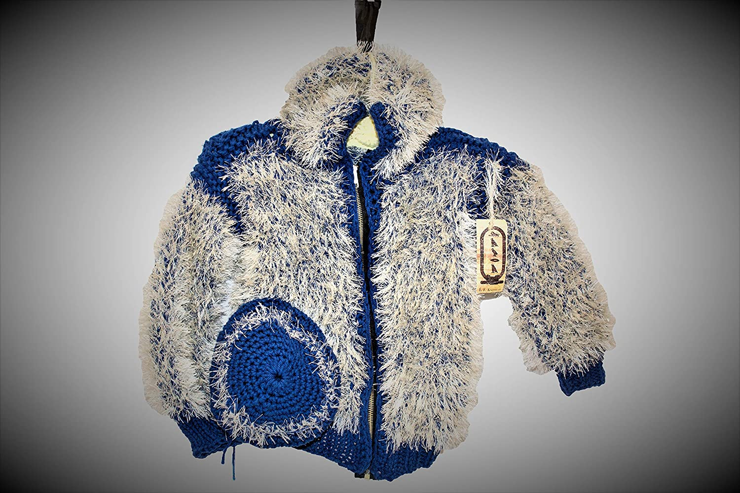 Hot Sale!!Woaills 6M-3T Toddler Kid Boys Girls Knitted Colorful Solid Sweater Cardigan Coat Tops Clothes 6M, Blue