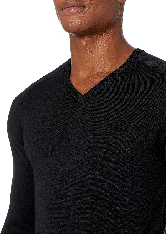 Peak Velocity Maglione In Lana Merino Con Scollo A V. pullover-sweaters Uomo Marchio