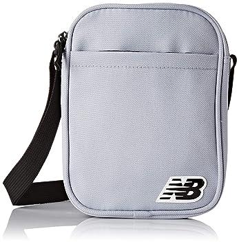 68df7935e1198 New Balance Unisex's Pelham City SMU Crossbody Bag, Silver Mink, One Size