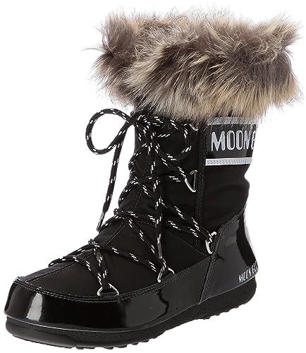7a9887abdb3 Moon Boot W.E. Monaco Low Women's Boots: Amazon.co.uk: Shoes & Bags