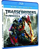 Transformers: Dark of the Moon (Bilingual) [Blu-ray + DVD + Digital Copy] (Sous-titres français)